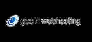 Geek Web Hosting